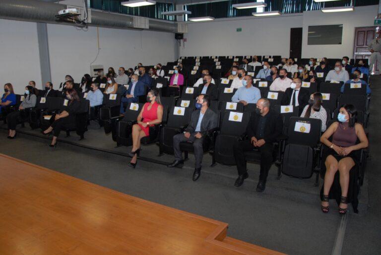 Integra FGE a 51 Analistas de Información Criminal