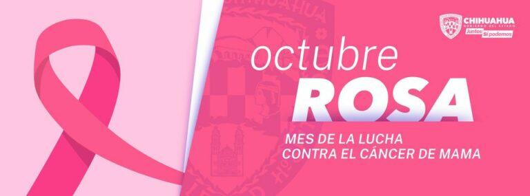 Campaña: Octubre Rosa