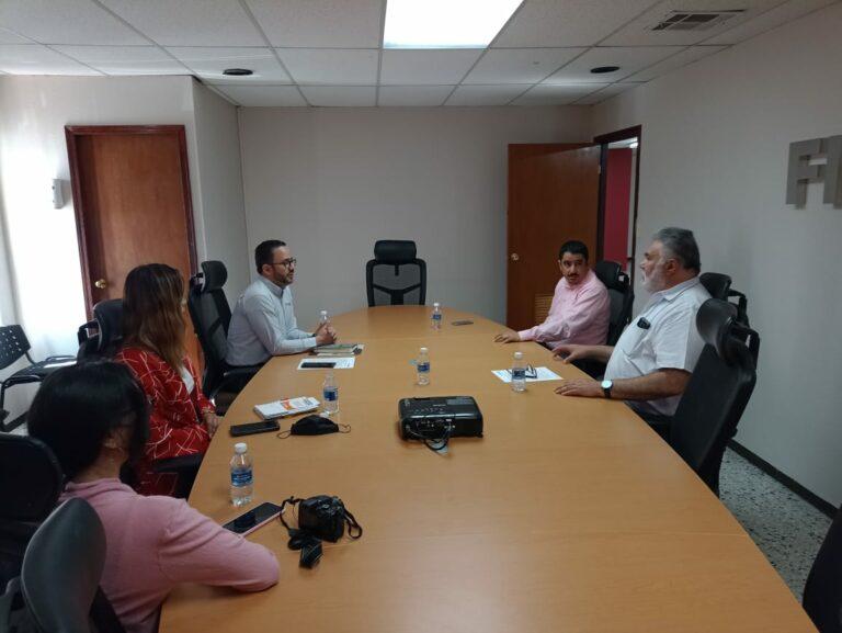 Coordinan trabajos Fiscalía y FICOSEC Cuauhtémoc