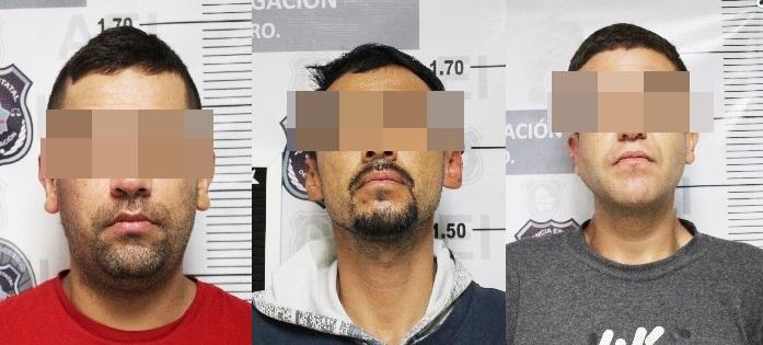 Ejercen acción penal contra detenidos por tentativa de homicidio y narcomenudeo