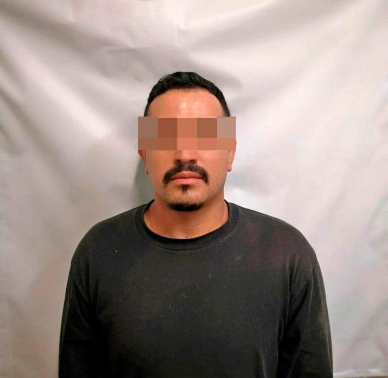 Cumplimenta AEI órdenes de aprehensión contra un presunto responsable de homicidios cometidos en Cd. Juárez