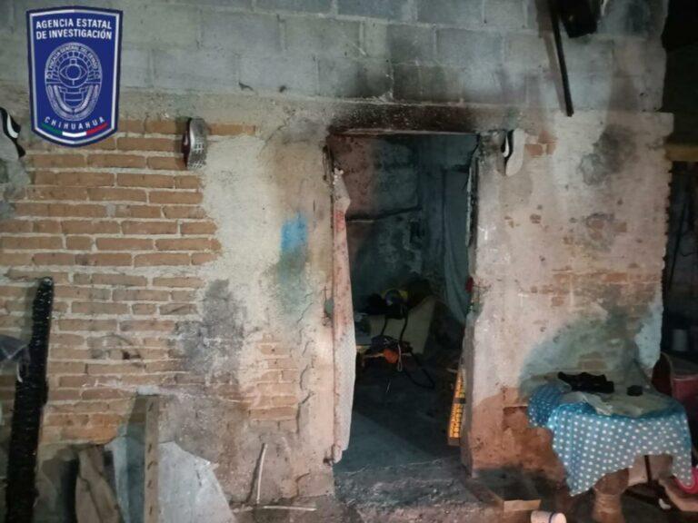 FGE efectúa operativo en la Colonia San Rafael para continuar la búsqueda de la adolescente Lidia Elizabeth Luna Alvizo