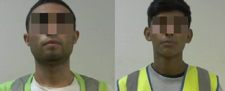 Vinculan a proceso penal a presuntos asaltantes de tienda de conveniencia