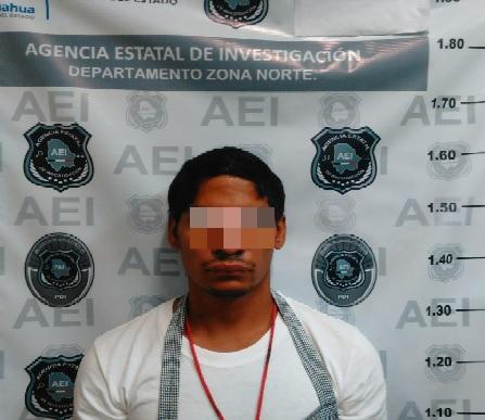 Cumplimentan orden de aprehensión por homicidio en la colonia Durango