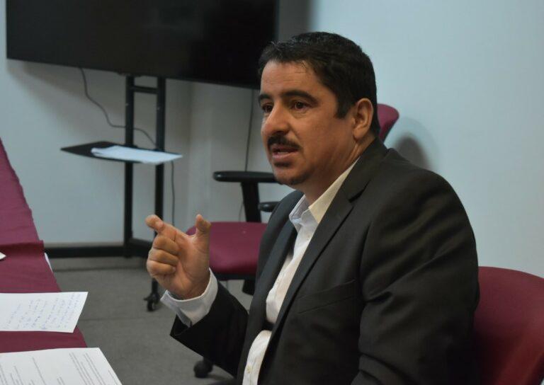 Asume Edgar Chaparro Venzor la titularidad de la Fiscalía de Distrito Zona Occidente