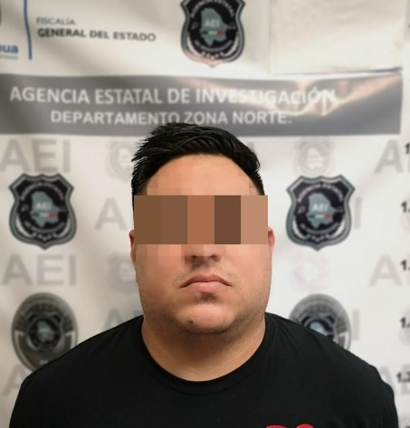 Captura AEI a un hombre acusado de secuestro agravado en Cd. Juárez