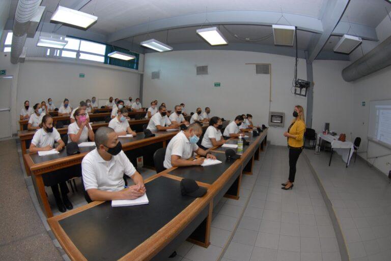 Profesionaliza FGE a más de 600 integrantes de la dependencia