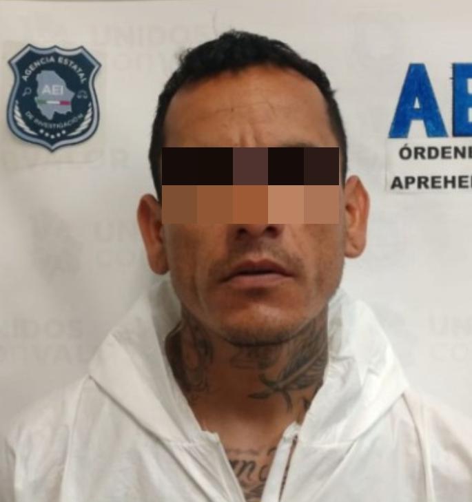 Sentencia de 25 años de prisión contra homicida de un hombre en Senderos del Sol
