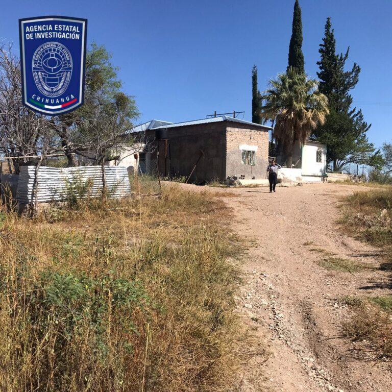 Realizan rastreo de búsqueda de personas desaparecidas en Valle de Zaragoza