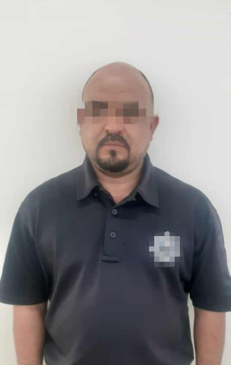 Captura SEDENA al Director de Seguridad Pública Municipal de Matamoros