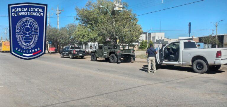 Continuarán operativos coordinados de seguridad en Cuauhtémoc