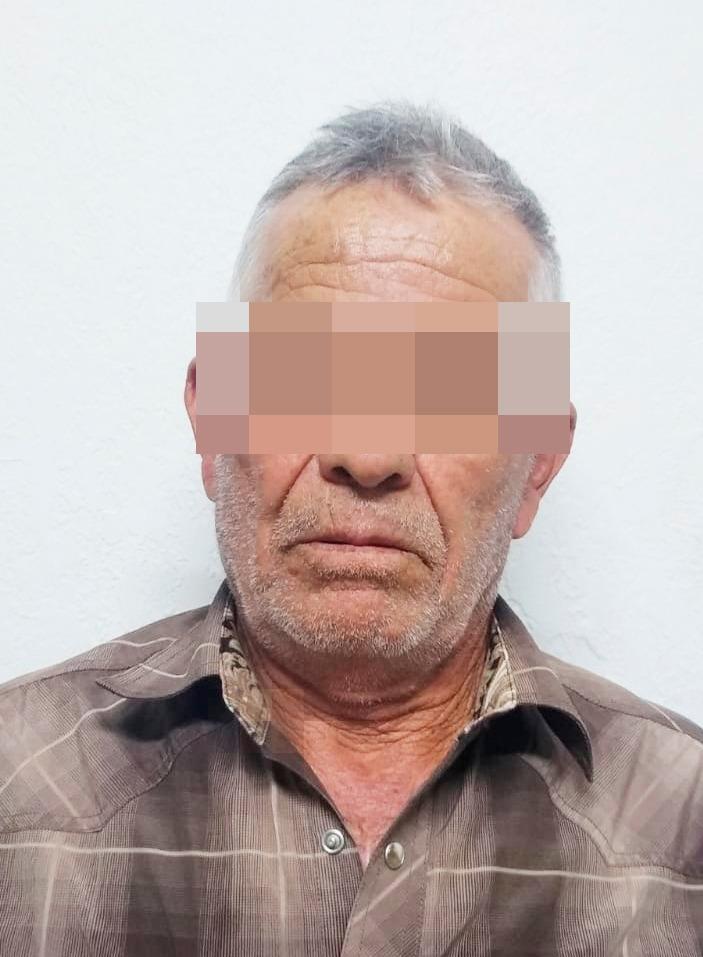 Detienen a un hombre de 71 acusado de violación en Galeana