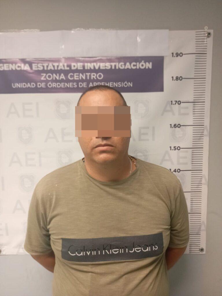 Detienen a hombre por portación de arma de fuego y droga en la ciudad de Chihuahua